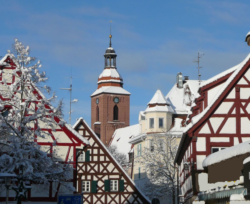 Zirndorf Winter